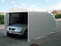 Box per auto modulare for Entrata del mudroom dal garage