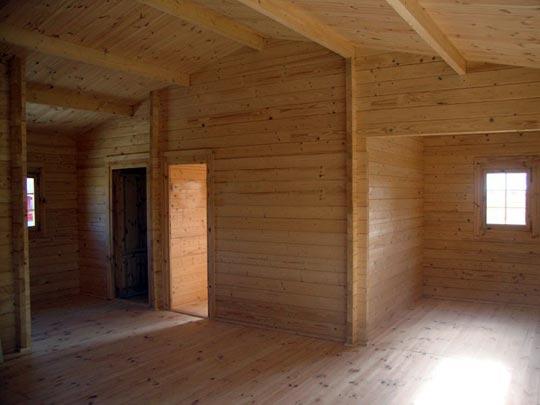Casetta legno villetta italia for Costruire una casa a prezzi accessibili