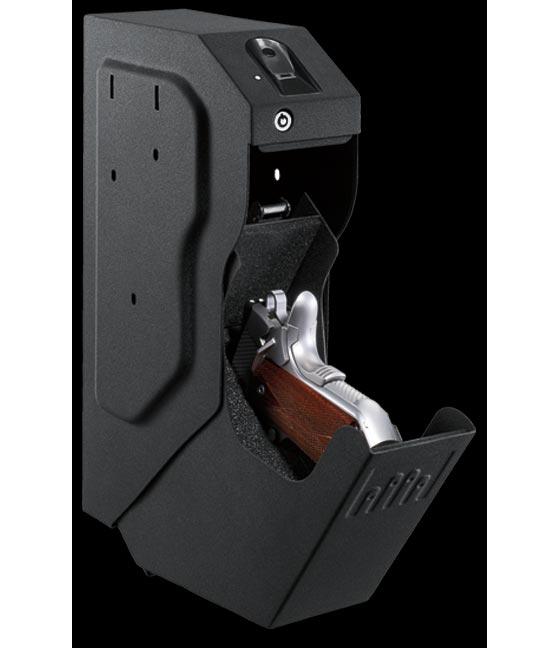 cassette blindata per pistola