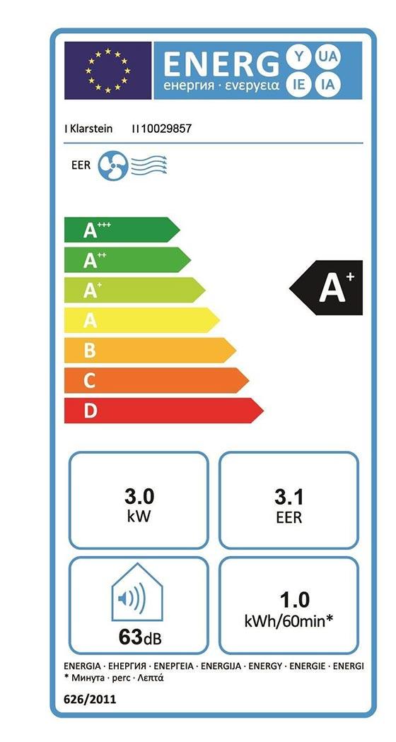 Climatizzatore condizionatore portatile for Condizionatori portatili klarstein