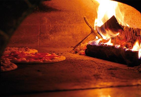 Forno legna pizza for Tempo cottura pizza forno ventilato