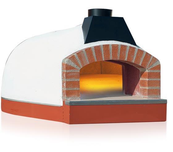 Forno per pizza prefabbricato - Forno casalingo per pizza ...
