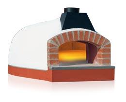 Forno per pizza prefabbricato - Forno per pizza domestico ...