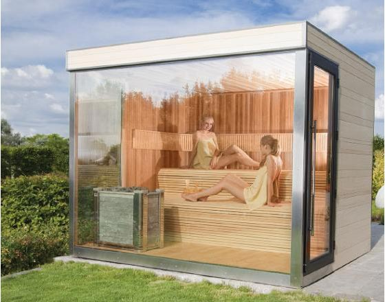 Sauna da esterno