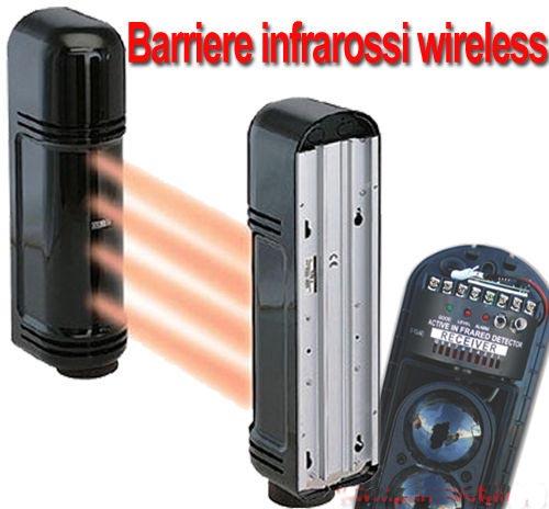 Antifurto infrarossi - Sistema allarme casa migliore ...