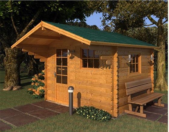 Casette in legno leroy merlin 2016 for Leroy merlin gazebo giardino in legno