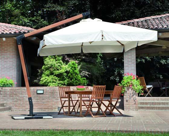 Ombrelloni da giardino - Leroy merlin parasol deporte ...