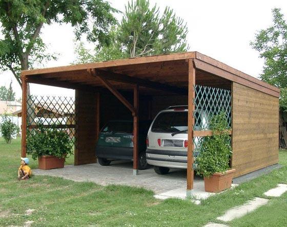 Box auto for 2 costo aggiuntivo garage per auto