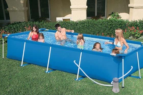 Piscine for Clorazione piscine