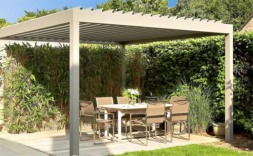 pergola leroy merlin metal gazebos and pergolas for those of you who a broad lawn in your